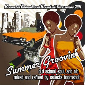 Hip Hop, Soul, R&B Remix by DJ Boomshot